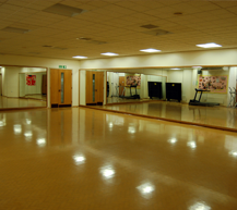 "<div class=""venueHireContainer""> <h3>Dance Studio</h3> <ul> <li>Mirrored dance space</li> <li>Air conditioned</li> <li>Perfect for dance, performing arts and exercise groups</li> <li>Changing rooms available</li> </ul> </div>"