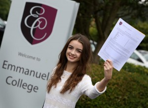 Claire Robson Emmanuel College