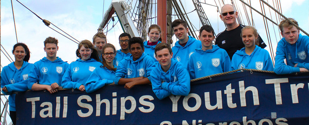 Seafaring students have shared their adventures on the high seas after returning from a once-in-a-lifetime voyage.