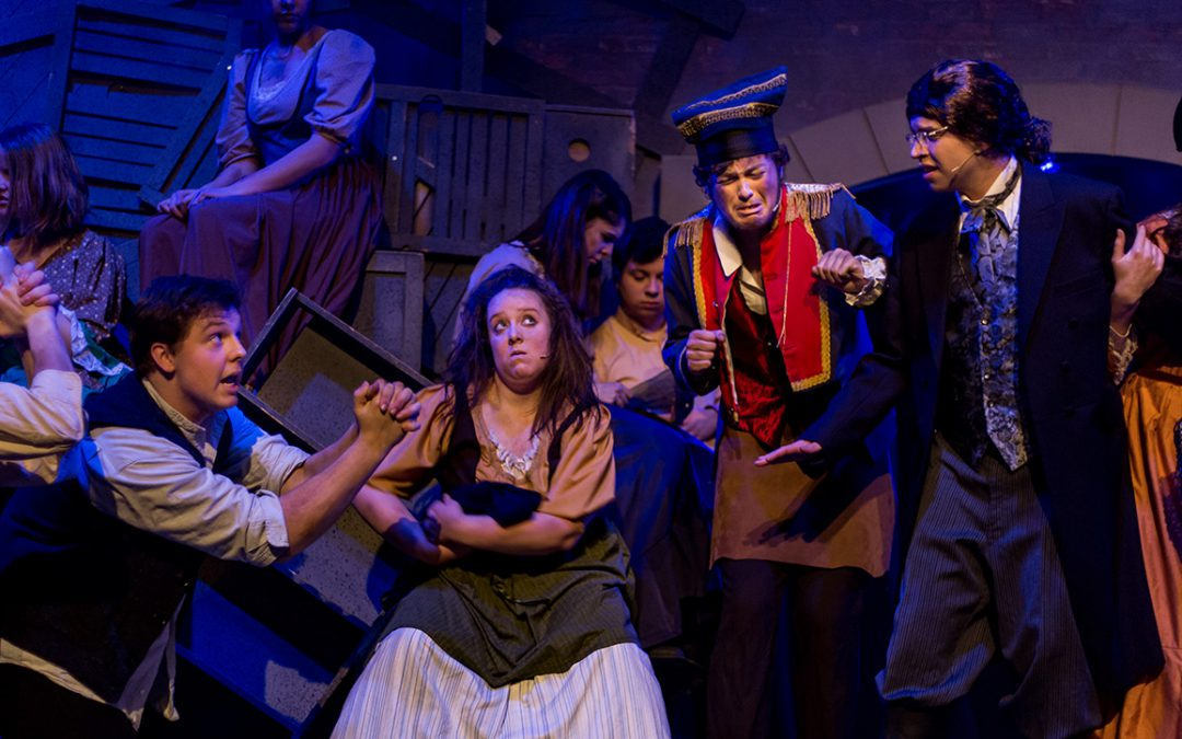 Les Misérables: a stunning spectacle of the stage