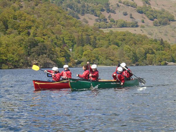 Duke of Edinburgh's expedition training in full swing