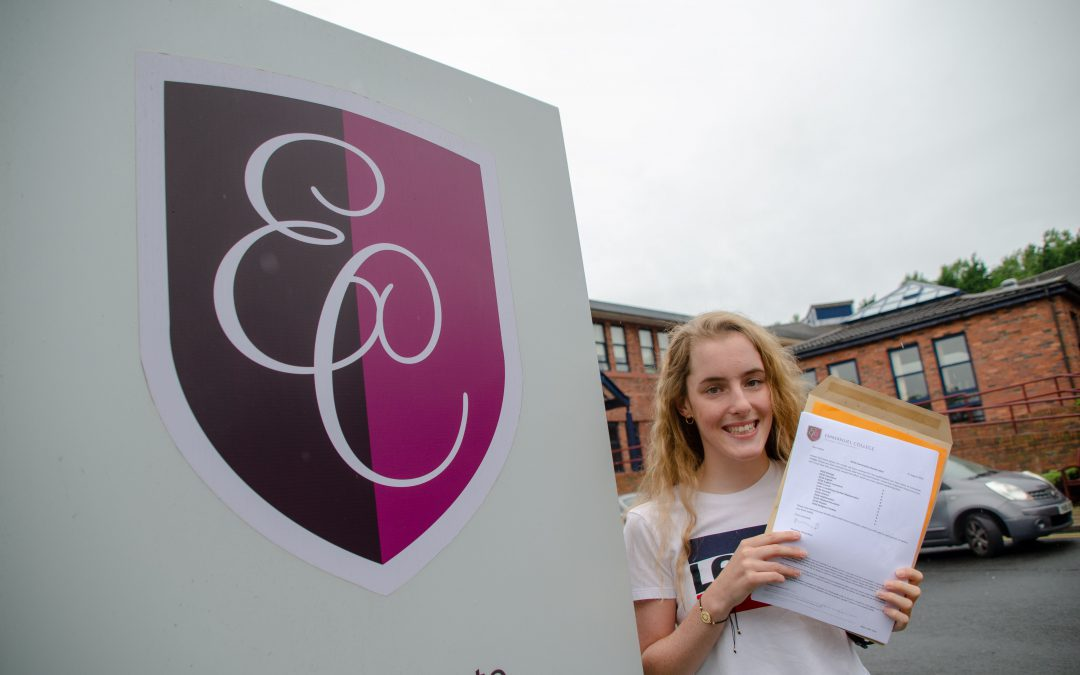 Amazing Abbie leads star pupils with 11 top grades