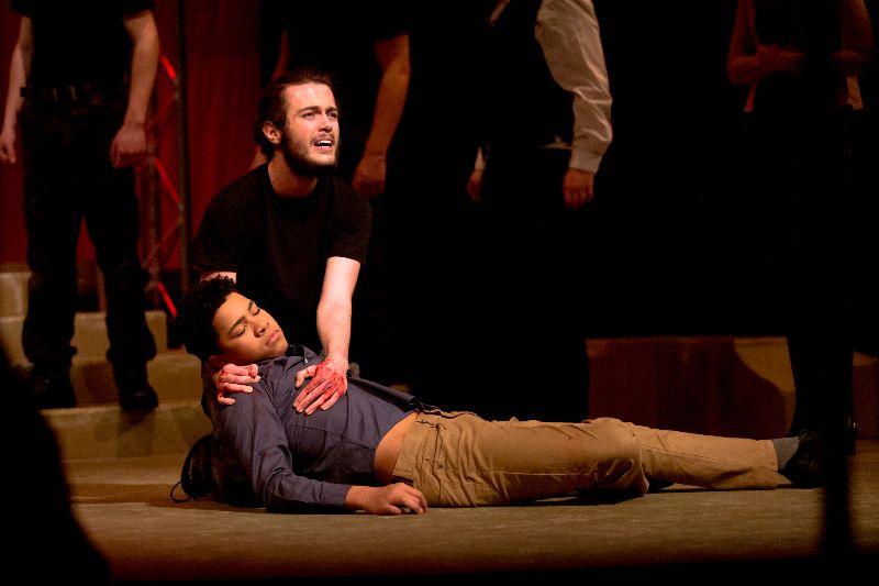 """What a triumph,""""Antigone"""" cast wow their audiences"""