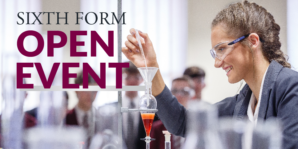 Sixth Form Open Event